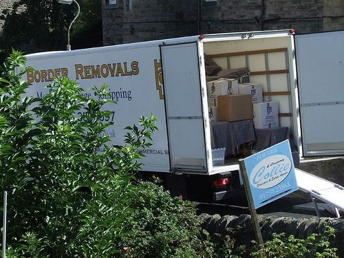 Removals and Storage London